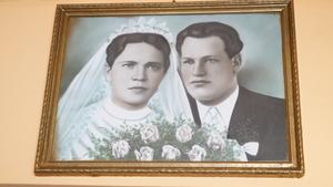 Wiktoria i Stanisław Mikołajek. fot. R. Pazdur