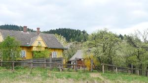 Dom w Brzezince. Muzeum Marii Magiery