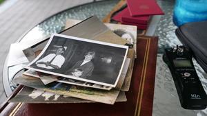 fotografie z archiwalne z kolekcji Anny Kusiewicz, fot. R. Pazdur