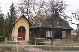 Kaplica św. Jana Nepomucena przy ul. Wadowickiej w Inwałdzie, fot. D. Rusin