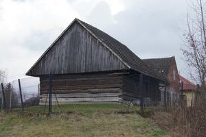 Stodoła przy ul. Wiejskiej w Inwałdzie, fot. D. Rusin