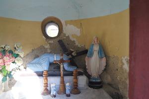 Kaplica II Upadek przy ul. Wiejskiej w Inwałdzie, fot. D. Rusin