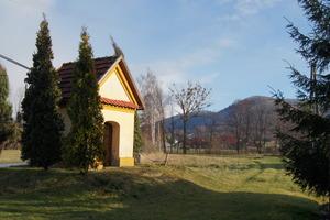 Kaplica II Upadek przy ul. Wiejskiej, fot. D. Rusin