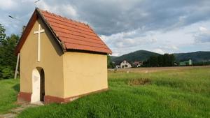 Kapliczka w Rzykach, fot. M. Kudłacik