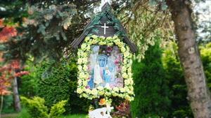 Kapliczka w oklicach ul. Młocki Górne w Rzykach, fot. R. Pazdur