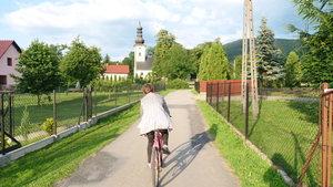 Na drodze w Rzykach..., fot. R. Pazdur
