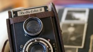 pierwszy aparat Emilii Berndsen, fot. R. Pazdur
