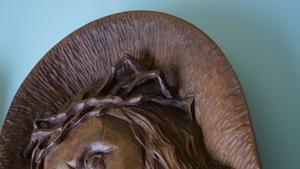 detal rzeźby Andrzeja Gajosa, fot. R. Pazdur
