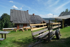 Dom Sordylów pod Potrójną, fot. D. Rusin