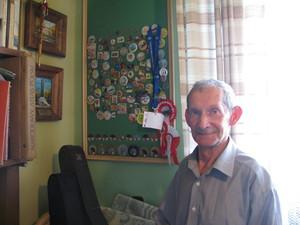 Ryszard Matejko . fot. D. Rusin. Zagórnik