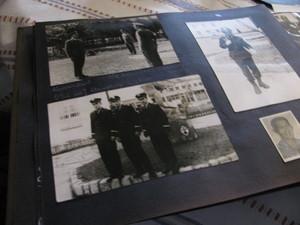 Fotografie z albumu Ryszarda Matejki. fot. D. Rusin. Zagórnik