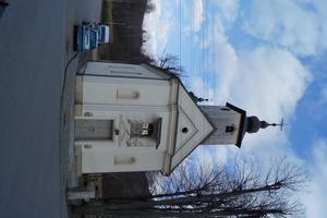 Kapliczka św. Bartłomieja w Zagórniku. fot. D. Rusin