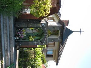 Kapliczka na ul. Podgórskiej w Zagórniku, fot. D. Rusin